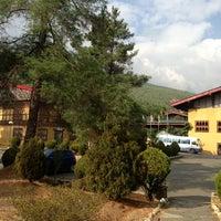 Photo taken at Hotel Olathang by Irina I. on 3/29/2013