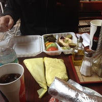 Photo taken at Baladie Gourmet Cafe by Lauren L. on 2/3/2014