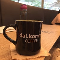 Photo taken at dal.komm COFFEE by Larry on 8/21/2017