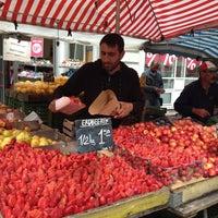 Photo taken at Viktor-Adler-Markt by Fitriah B. on 5/8/2013