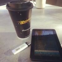 Photo taken at Satellite Coffee by Tony Z. on 10/21/2012