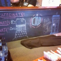 Photo taken at Caribou Coffee by Tony Z. on 6/19/2013