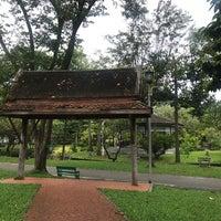 Das Foto wurde bei Saranrom Park von Agua S. am 9/18/2018 aufgenommen
