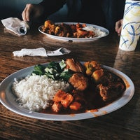Photo taken at Curry Out by Francisco G. on 5/22/2014