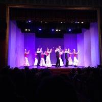 Photo taken at Teatro Muñoz Seca by Ekaterina K. on 4/21/2013
