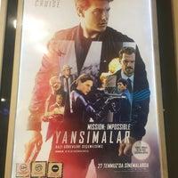 8/26/2018 tarihinde Demet Y.ziyaretçi tarafından Cine Matriks'de çekilen fotoğraf