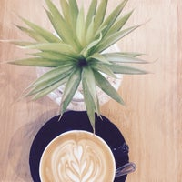 Photo taken at Elixir Espresso by SuEn M. on 10/6/2014