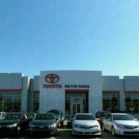 Milton Ruben Toyota Augusta GA