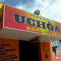 Photo taken at Distribuidora Uchôa by Afonso Q. on 3/16/2013