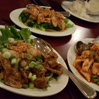 Photo taken at Opart Thai House by Dana T. on 4/2/2016