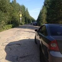 Photo taken at Пьяная дорога by Razkolbas on 8/9/2014