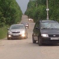 Photo taken at Пьяная дорога by Razkolbas on 6/20/2015