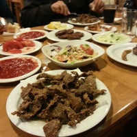 Photo taken at Kırkpınar Kasap Restaurant by Eray T. on 3/30/2013