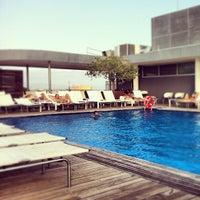 Foto scattata a Radisson Blu es. Hotel da 魁偲 闵. il 9/22/2012
