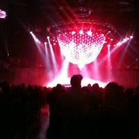 Photo taken at Pinnacle Bank Arena by Amber S. on 11/24/2013