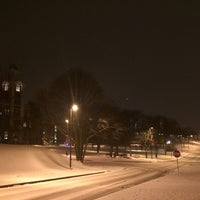 Photo taken at Watson Hall by Rui Z. on 1/21/2014
