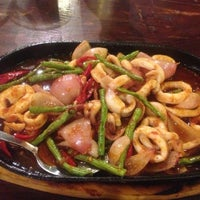 Photo taken at The Bird Curry Fish Head Restaurant by Alex G on 5/22/2013