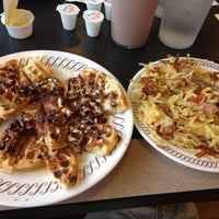 Photo taken at Waffle House by Drew K. on 7/6/2013