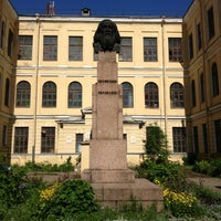 Photo taken at Saint Petersburg State Institute of Technology by Юрец Огурец on 5/27/2013
