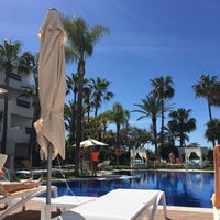 Photo taken at Hotel Iberostar Coral Beach by Astrid B. on 5/6/2017