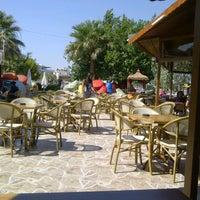 Photo taken at Kral Cafe by Metin D. on 7/12/2013