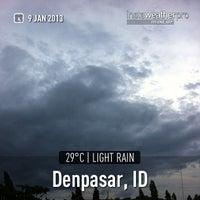 Photo taken at Universitas Mahasaraswati Denpasar by Ngurah P. on 1/9/2013