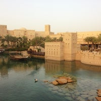 Photo taken at Souq Madinat Jumeirah by Emanuel G. on 4/13/2013