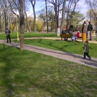 "Photo taken at Parcul Copiilor ""Ion Creangă"" by Dorin A. on 4/14/2013"