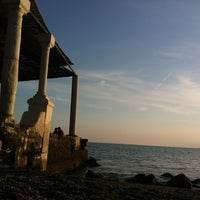 9/20/2013 tarihinde Noemi G.ziyaretçi tarafından Terraza el Balneario'de çekilen fotoğraf
