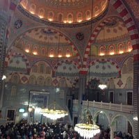 Photo taken at Mevlana Camii by $ermin H. on 5/1/2014