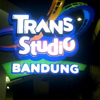 Photo taken at Trans Studio Bandung by ardiansyach L. on 11/24/2012