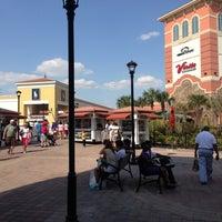 Photo taken at Orlando International Premium Outlets by Felix M. on 3/30/2013