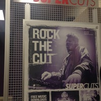 Photo taken at Supercuts by Caydie H. on 2/12/2014