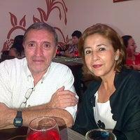 Photo taken at Las tres Delicias by Marcelo R. on 5/4/2013
