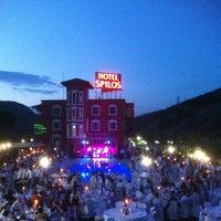 6/14/2013 tarihinde Mehmet Ş.ziyaretçi tarafından Spilos Hotel'de çekilen fotoğraf