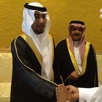 Photo taken at قاعة أركان للاحتفالات by Nawaf O. on 9/2/2014