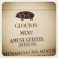 Foto tirada no(a) Glouton por Notas de Sabor (. em 4/6/2013
