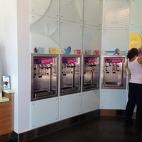 Photo taken at TCBY by Coral on 10/21/2012