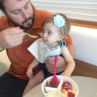 Photo taken at TCBY by Coral on 8/23/2014