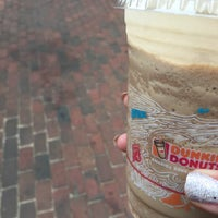 Photo taken at Dunkin Donuts by Marie on 7/21/2017
