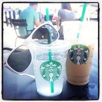 Photo taken at Starbucks by Sarah M. on 6/12/2013
