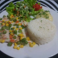 Photo taken at Restaurante Parrilla Sabor Colombiano by Carlos Mauricio T. on 3/16/2013