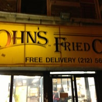 Photo taken at John's Fried Chicken by Dennis D. on 3/15/2013