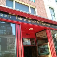 Photo taken at Fadó Irish Pub & Restaurant by Elin H. on 4/7/2013