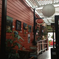 Photo taken at Red House Pizza by Meg S. on 8/10/2013