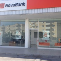 Photo taken at NovaBank Ortaköy Şube by Gunay A. on 6/24/2015