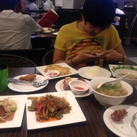 Photo taken at Yum Saap by Ploy P. on 3/7/2014