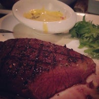 Photo taken at Flamme The Ultimate Steak by Samanta S. on 4/2/2013