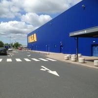 Photo taken at IKEA by Matt H. on 6/2/2013