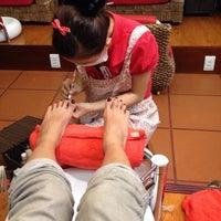 Photo taken at Nghia Beauty Salon by Pattamanane R. on 10/5/2013